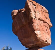 Balanced Rock by SwainPhotography