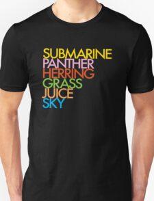 Colour Unisex T-Shirt