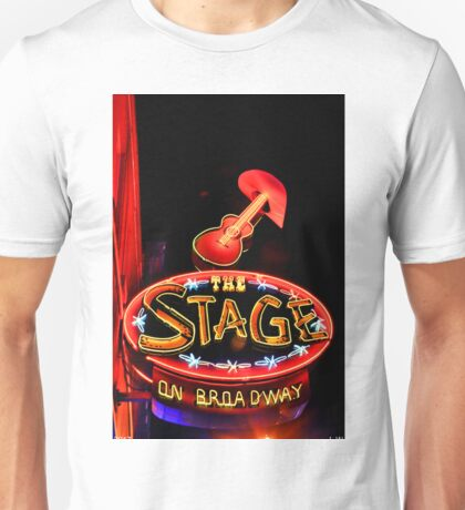 The Stage Unisex T-Shirt