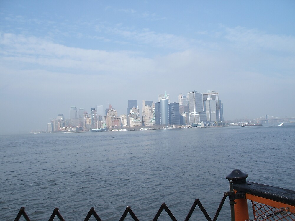 Manhattan or Venice? by mazzy24