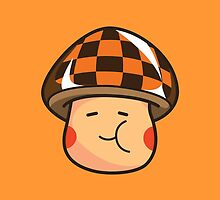 Nommer The Mushroom by solnoirstudios