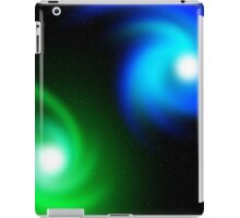 Two Lonely Galaxies iPad Case/Skin