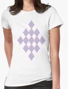 diamond success Womens Fitted T-Shirt