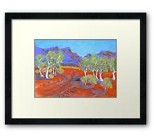 Kimberley Track #1 Framed Print