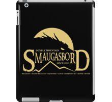 Smaugasbord iPad Case/Skin