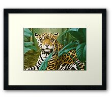 Amazon Spirit Framed Print