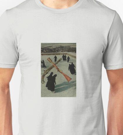 Nuns & Guns Unisex T-Shirt