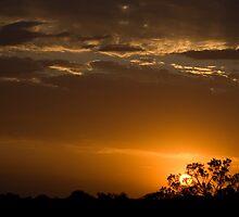 Stormy Sunset by Craig Hender