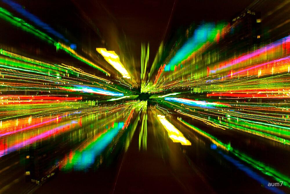 Speed of Light by aum7