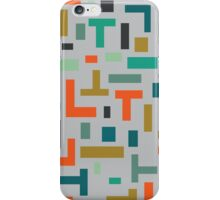 Abstract shapes iPhone Case/Skin