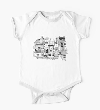 This Town One Piece - Short Sleeve