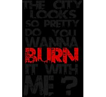 Hollywood Undead - City Photographic Print