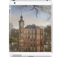 A lovely Dutch castle iPad Case/Skin