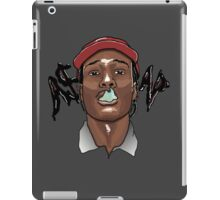 A$AP ROCKY - SMOKE iPad Case/Skin