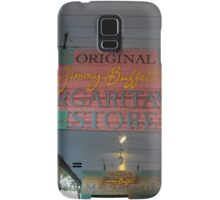 Key West Jimmy Buffet Margaritaville Store Samsung Galaxy Case/Skin