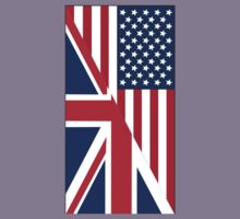 American and Union Jack Flag Kids Clothes