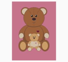 TWO TEDDY BEARS #3 Kids Clothes