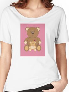 TWO TEDDY BEARS #3 Women's Relaxed Fit T-Shirt