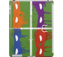 Teenage Graffiti iPad Case/Skin