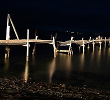 Ricketty Jetty by Lisa  Kenny