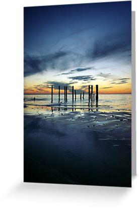 Twilight at Port Willunga by SD Smart