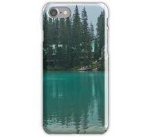Emerald Lake iPhone Case/Skin