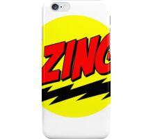 Bazinga Big Bang Theory iPhone Case/Skin