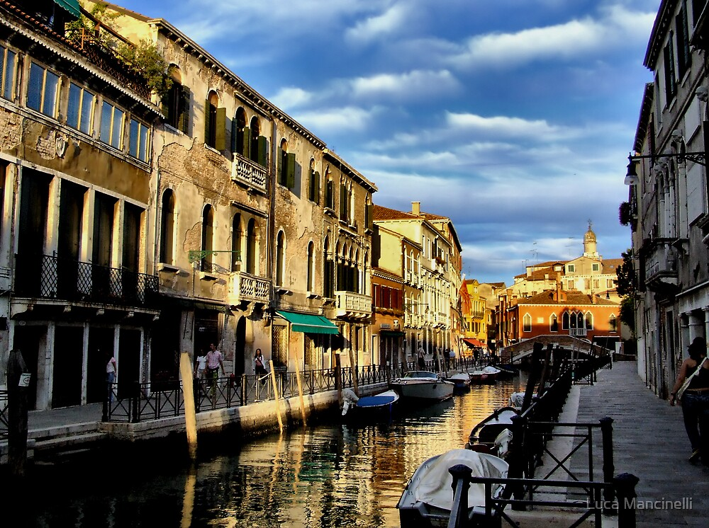 Venice by Luca Mancinelli