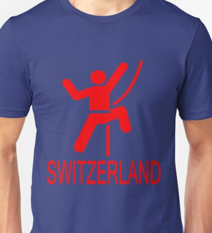 SWITZERLAND-2 Unisex T-Shirt
