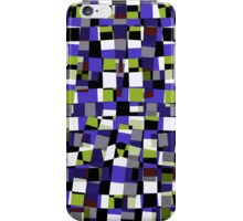 Abstract Squares Illustration as Design Element iPhone Case/Skin