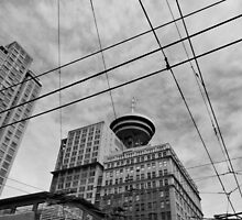 Wired Vancouver by Gabriele Maurus