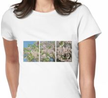 Scale2-Sakura TEE Womens Fitted T-Shirt
