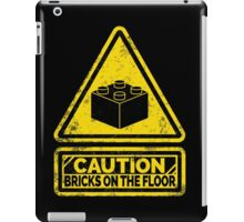 Watch Your Steps iPad Case/Skin