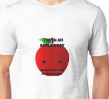 Apple a Day Unisex T-Shirt