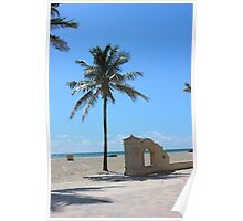 Hollywood Beach, Florida Poster