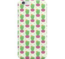 Happy Little Cactus iPhone Case/Skin