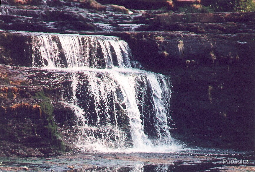 Alabama Waterfall by PatGoltz