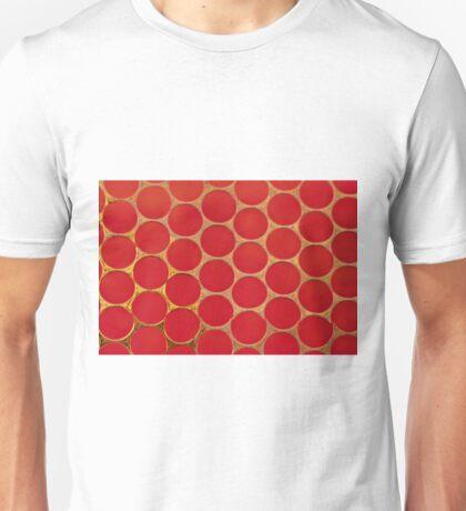 Sequin Waste Macro  Unisex T-Shirt