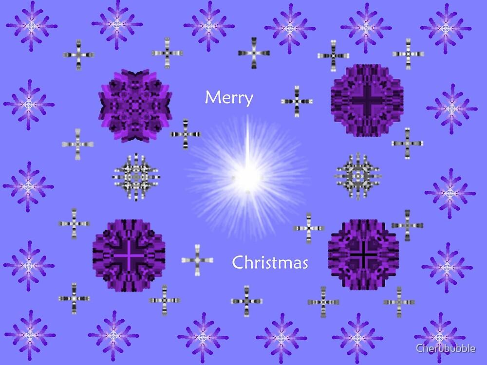 Shimmery Stars by Cherububble