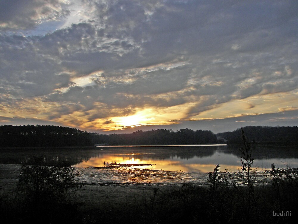 Daybreak by budrfli