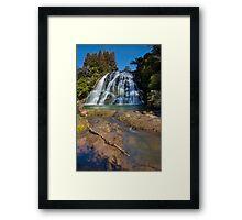 Owharoa Falls Framed Print