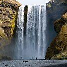 Skogafoss - Iceland by davidrhscott