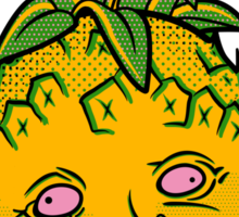 Happy Pineapple Sticker