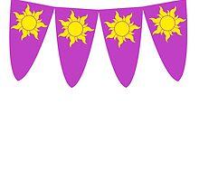 Corona Banner by A Bouchard