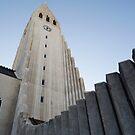Hallgrimskirkja, Reykjavik, Iceland by davidrhscott
