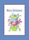 Gift Boxes Christmas by Mariana Musa