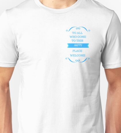 Disneyland Is Your Land Unisex T-Shirt
