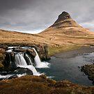Kirkjufell, Iceland by davidrhscott