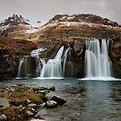 Kirkjufellsfoss, Iceland by davidrhscott