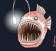 Anglerfish by Ken Coleman